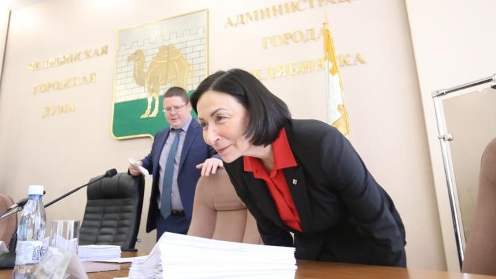 «Надеюсь на поддержку челябинцев»: депутаты второй раз в этом году «выбрали» мэра
