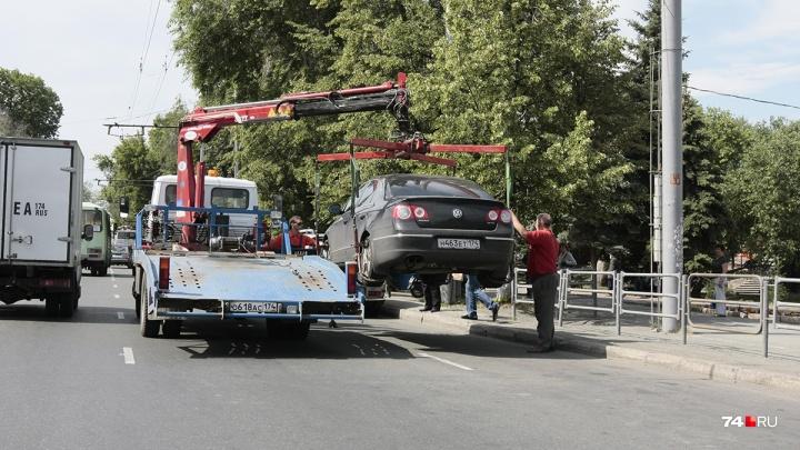 «Решим массу споров»: депутаты решили прописать ответственность эвакуаторщиков за машины челябинцев