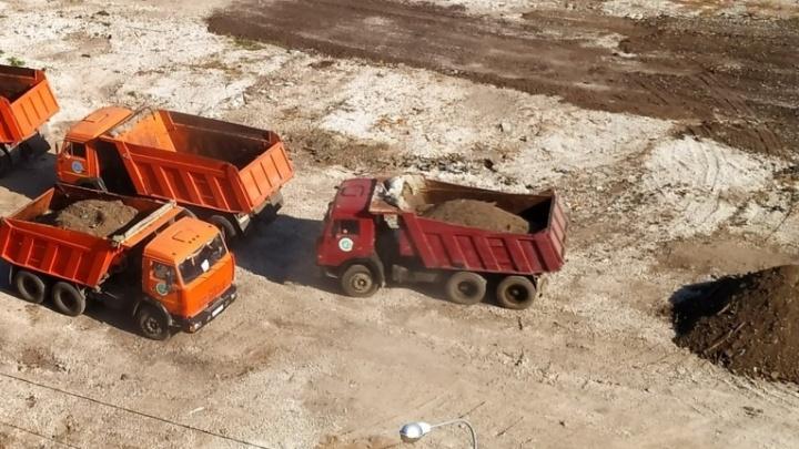 В Самарской области рекультивируют территорию бывшего завода химикатов