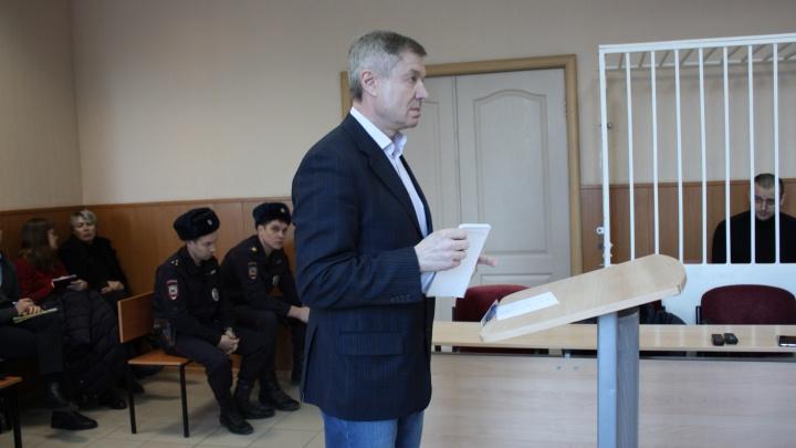 «Я посчитал, что это взятка»: Владимир Баскаль дал показания по делу главного налоговика Зауралья