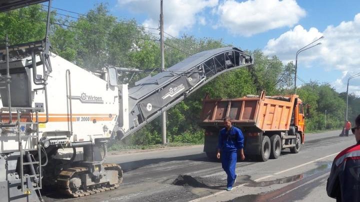 Жители Самарской области оценили работу дорожников