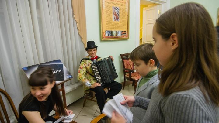 На «Ночь искусств» в Омске пришли семь тысяч человек