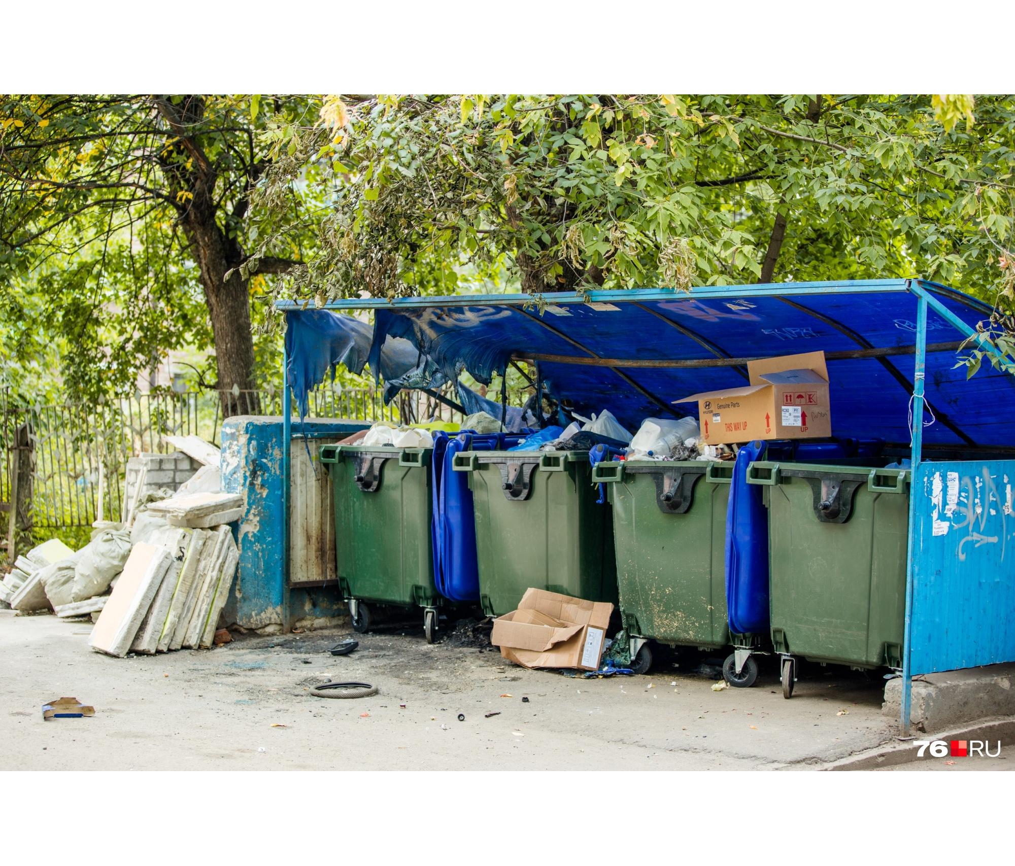 Для жителей Ярославской области введут льготный тариф на вывоз мусора. Но не для всех