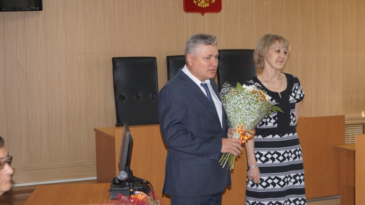 Коллегия судей подобрала Новосибирскому облсуду нового главу