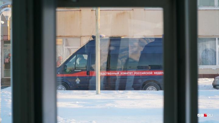 Следователи провели обыски в компании «УС-30», рабочие которой погибли на пожаре в шахте Соликамска