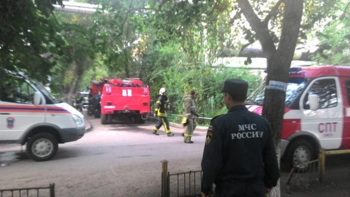 На пожаре в омской пятиэтажке погибли два человека