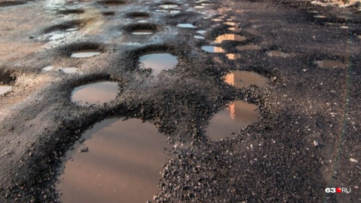 Уберут «червей» и «кратеры»: в Самаре отремонтируют получившую мировую известность улицу