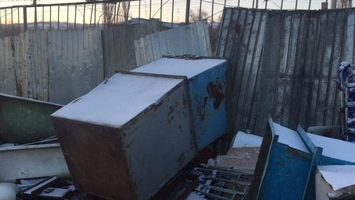 Под шумок: волгоградцы «помогли» регоператору ТКО и оказались в полиции
