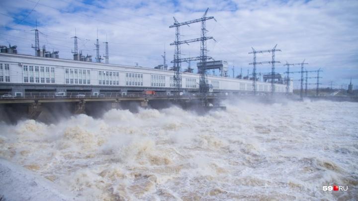 Дорога не пойдёт по деревням. Новый железнодорожный обход Перми пройдет ниже КамГЭС