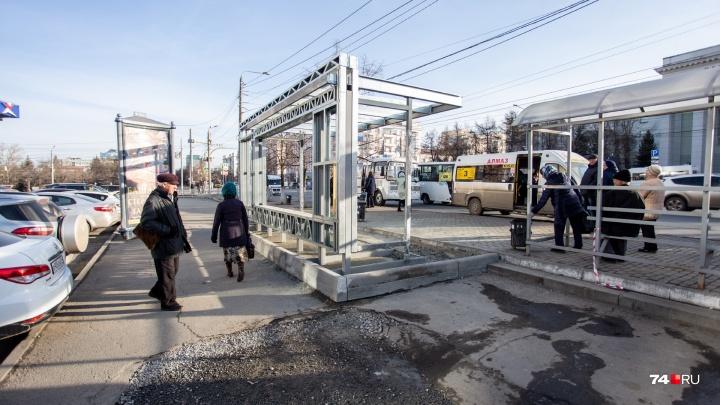 Мэр Челябинска отчитала дорожников за остановку на Алом Поле