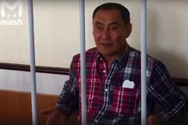 Почти месяц Михаил Музраев сидит в СИЗО «Лефортово»