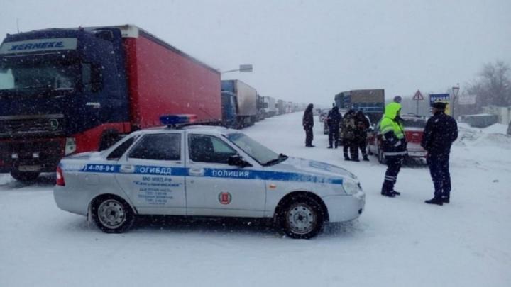 МЧС объявило в Волгоградской области штормовое предупреждение