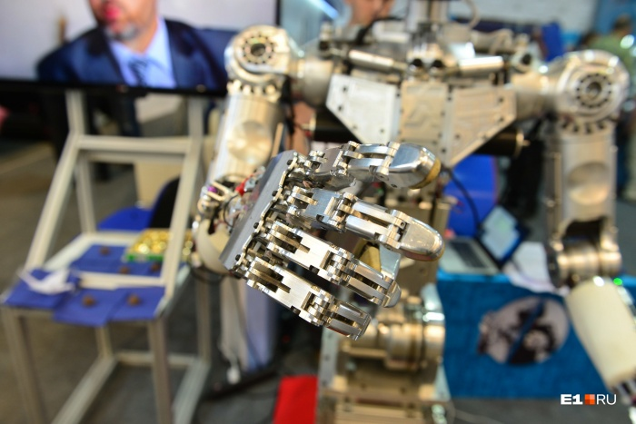 В некоторых сферах роботы скоро смогут заменить человека