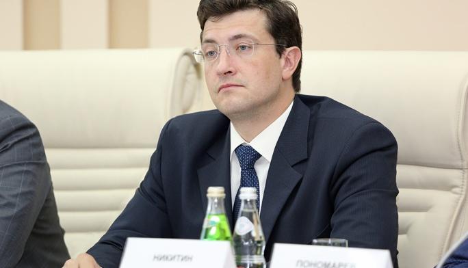Бывший начальник Глеба Никитина назвал его «платиновым запасом»