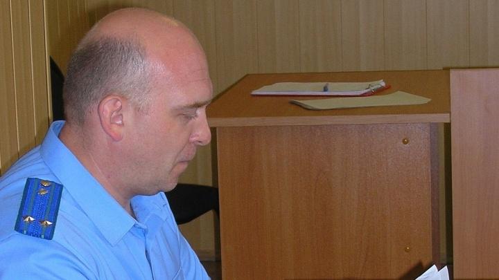 Лишили чина и отправили в колонию: прокурору Среднеахтубинского района подтвердили приговор