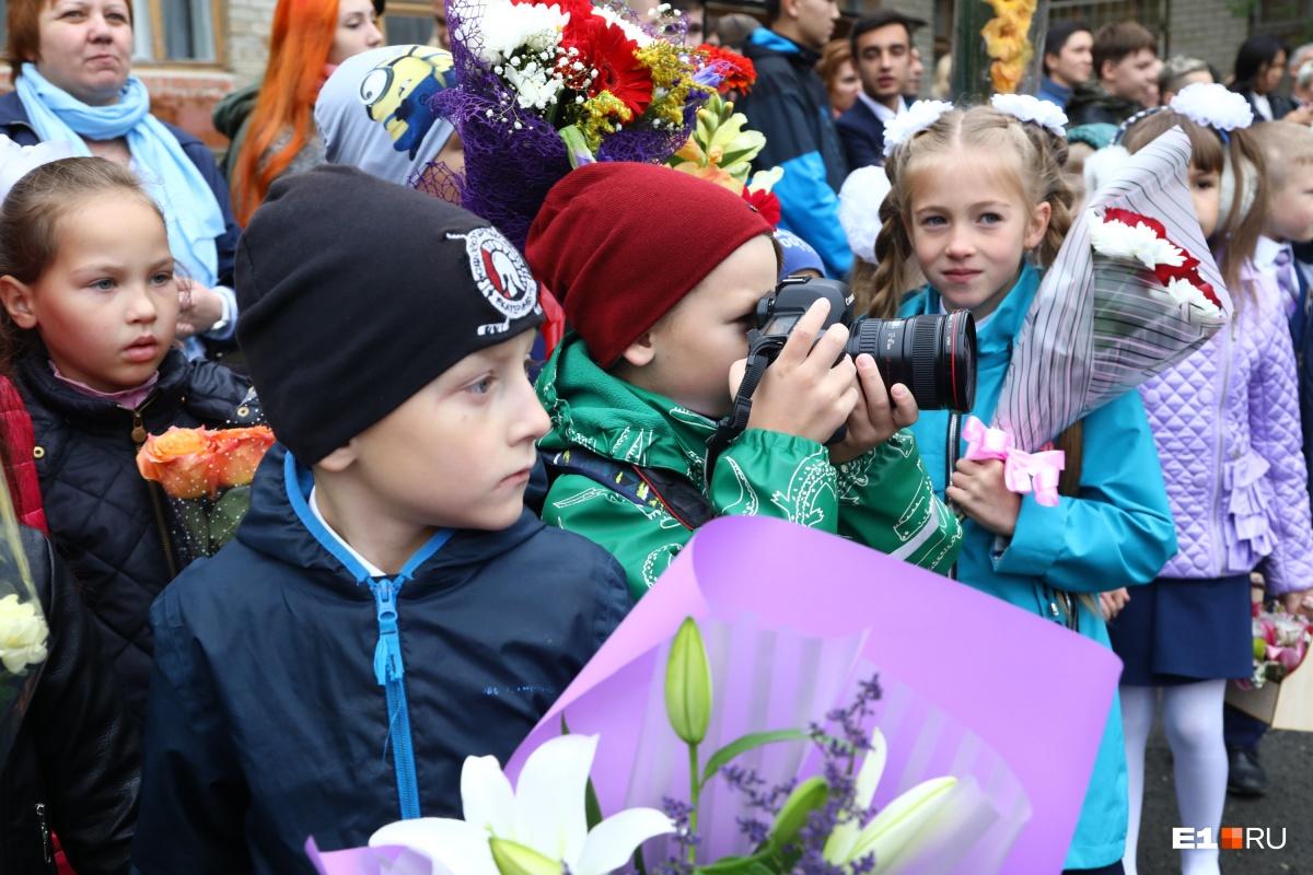 Юный фотокорреспондент