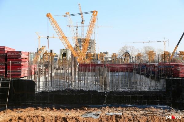 Компания «Монтажник» — претендент на строительство конгресс-холла — призналась в миллиардных долгах