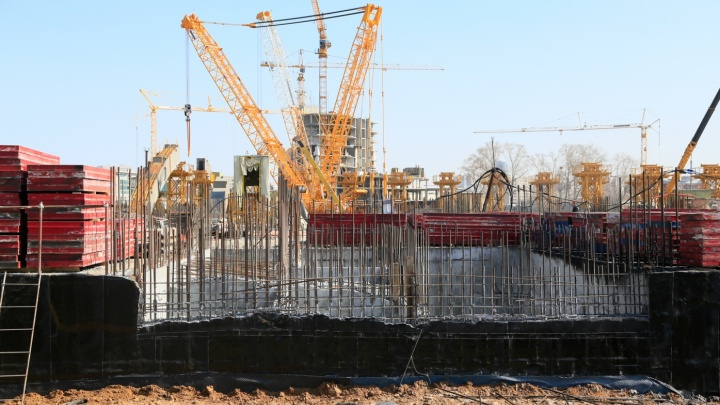 «Поставщикам должны миллиард»: подрядчик конгресс-холла в Челябинске подал в суд на налоговую