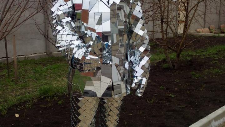 Циркачи из Красноярска создали костюм человека-невидимки