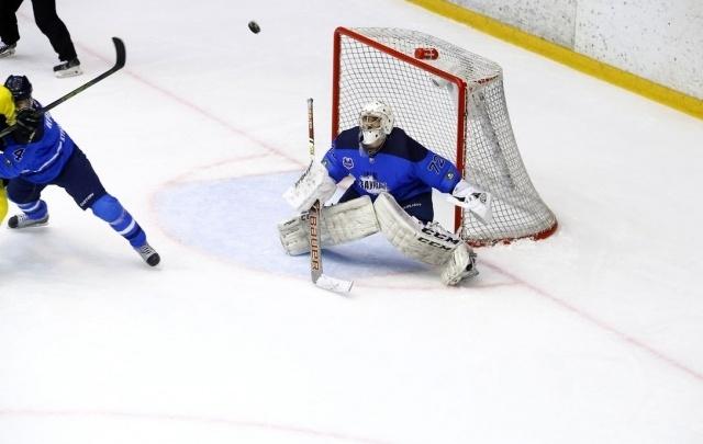 Команда «Зауралье» впервые вышла в полуфинал Высшей хоккейной лиги
