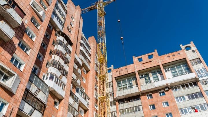 Люди возвращаются в квартиры. В Перми завершили ремонт высотки на Революции, где рухнули перекрытия