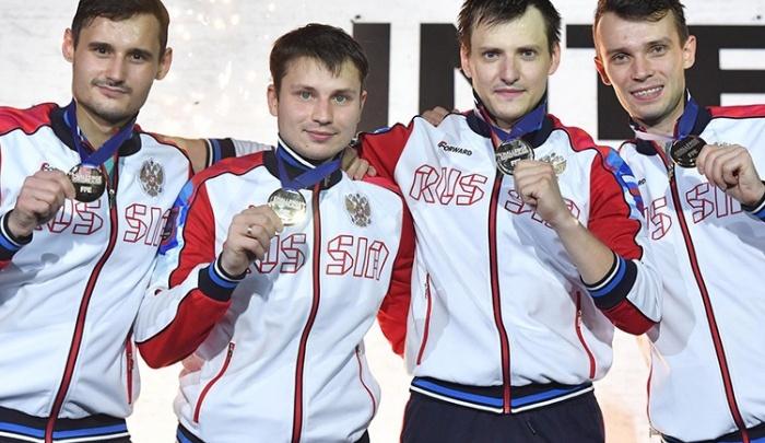 Башкирские рапиристы завоевали золото Кубка мира в Париже