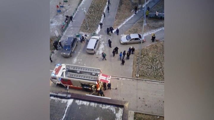 В восьмиэтажке на 30 лет Победы сгорела квартира. Один человек погиб