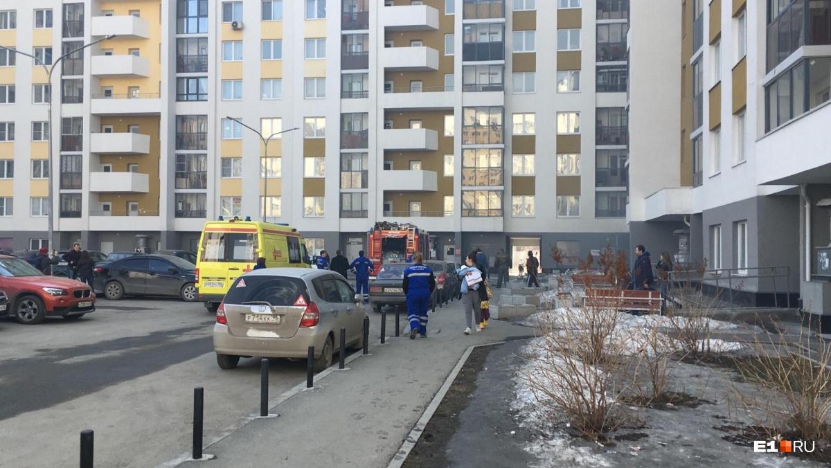 Как в квартире силовика взорвался самогонный аппарат: онлайн-трансляция ЧП в Академическом