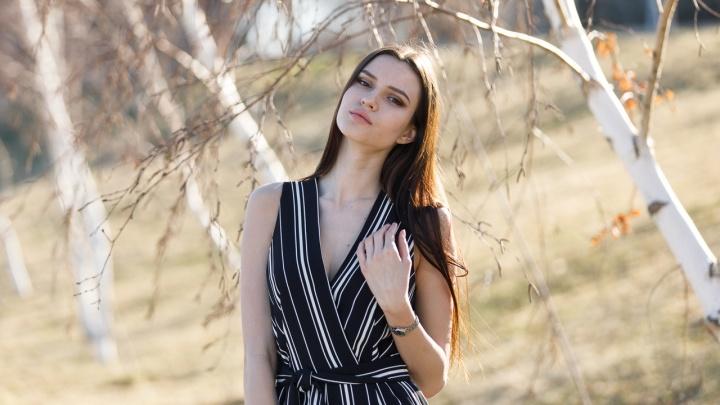 «Я выучусь, а потом заведу кота»: самая красивая девушка Волгограда мечтает жить в казачьей станице