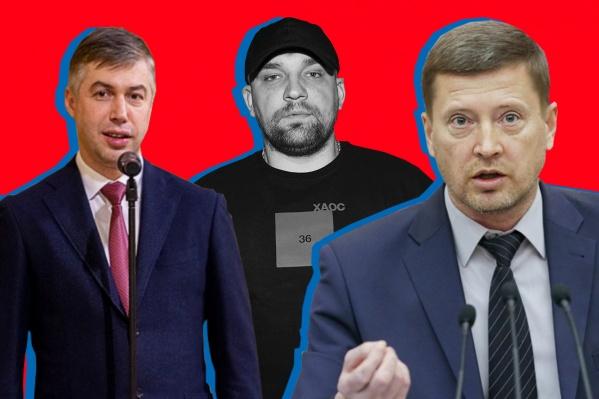 Рэперы и политики одинаково любят поговорить