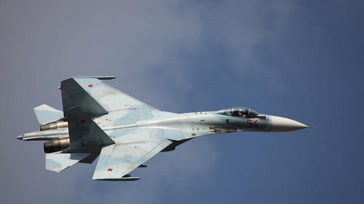В Ростове на Таганрогской установят списанный истребитель Су-27