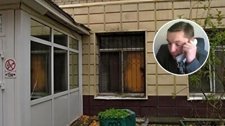 Бывшему депутату-пироману, который поджег офис судебных приставов в Тобольске, вынесли приговор
