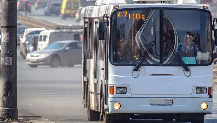 Мэрия Самары: городской транспорт работает в штатном режиме