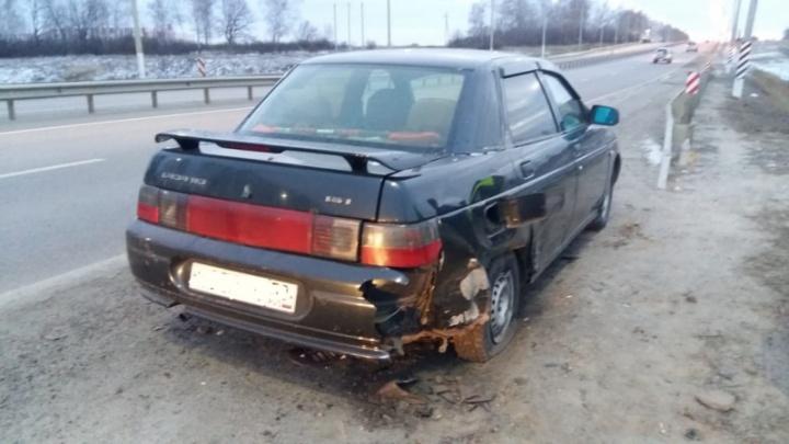 Пятеро волгоградцев пострадали в ДТП под Тамбовом