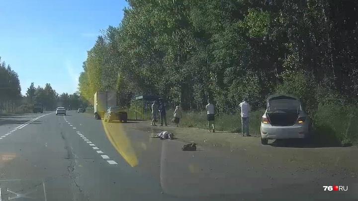 Признался. В суд передали дело 20-летнего водителя, сбившего насмерть женщину в Брагино