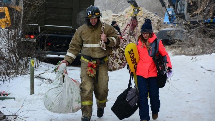 Люди и вещи: чем живёт Магнитогорск и какое настроение у жильцов рухнувшего от взрыва дома