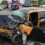 Смертельное ДТП на трассе: лоб в лоб столкнулись пассажирский автобус и иномарка