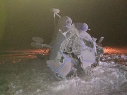 Пилоту упавшего в снежной буре вертолета вынесли приговор