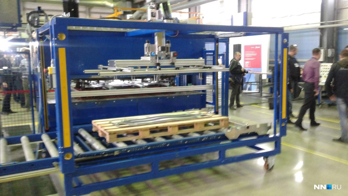 Новое производство запустила группа компаний «Данфосс» вДзержинске