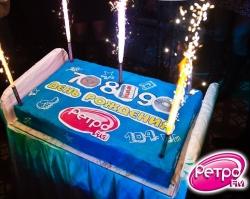 День рождения Ретро FM Уфа c ВИА «Синяя птица» состоялся