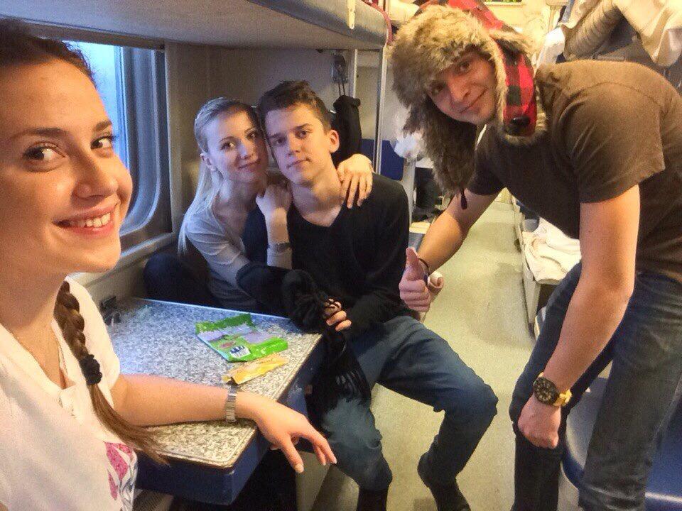 Чтобы объехать Европу, Тимофей пользуется возможностью бесплатных стажировок для студентов