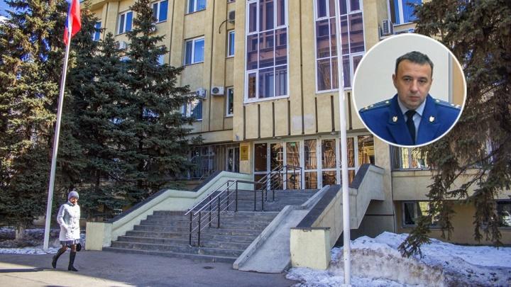 Юрий Чайка отправил в прокуратуру Самарской области спеца из Москвы