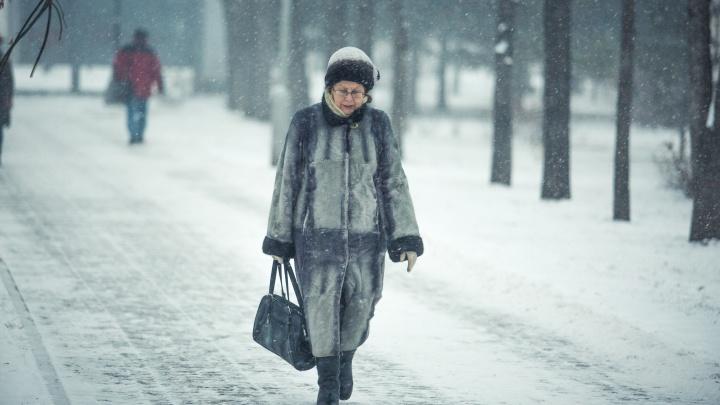 Морозы ненадолго ослабнут: синоптики рассказали, чего ждать новосибирцам в ближайшие дни