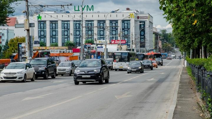 На Комсомольском проспекте по ночам будут закрывать движение из-за дорожных работ