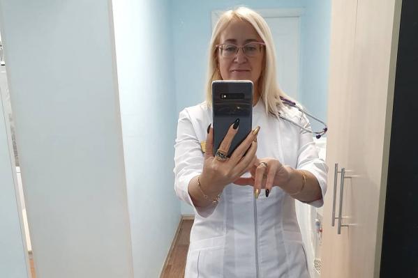 Хорошевская ранее работала заведующей отделением