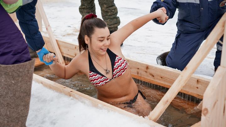 На Крещение в Омске можно будет окунуться в купели только в двух местах