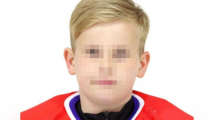 Испугался, что накажет мама: подробности исчезновения 10-летнего воспитанника ХК «Локомотив»