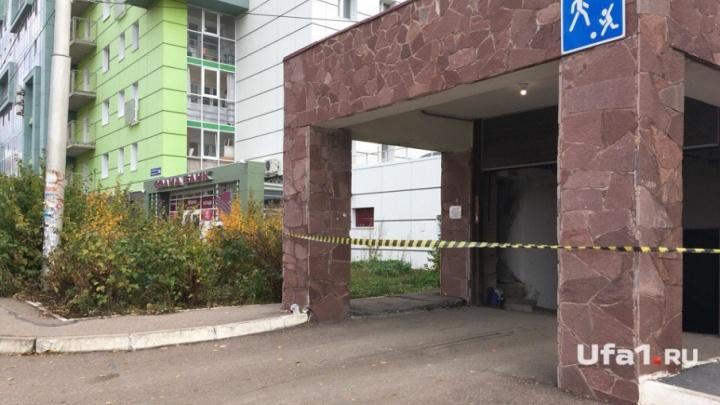 На подземной парковке в Уфе расстреляли бизнесмена