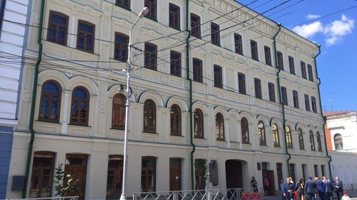 Залы-трансформеры и кафе: в Самаре после реставрации открыли здание бывшего коммерческого клуба