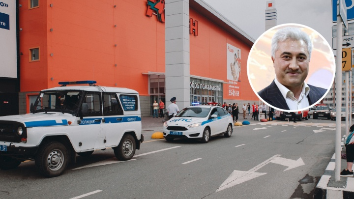 «Я побеседую с семьями зачинщиков»: глава армянской диаспоры высказался о стрельбе в «Кристалле»